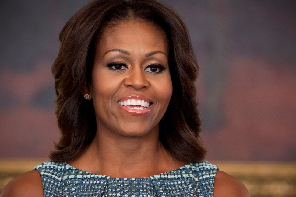 Lay off Michelle Obama: Why white feminists need to lean back | Salon.com