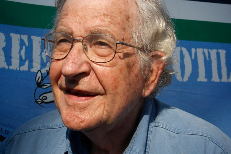 Noam Chomsky: America paved the way for ISIS | Salon.com