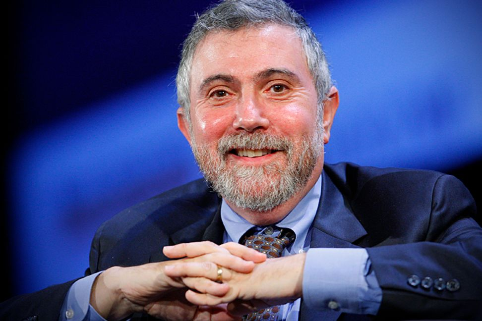 Paul Krugman: Expand Social Security!