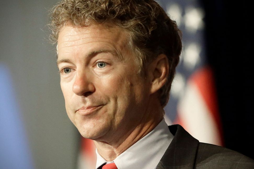 Rand Paul is totally, shamefully wrong about the long-term unemployed