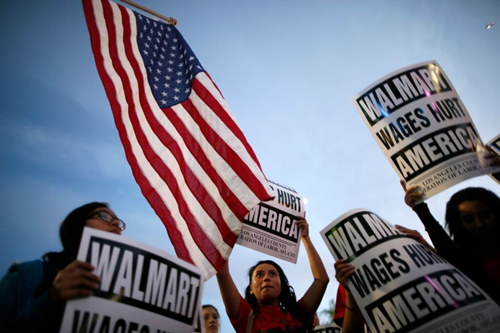 Finally paying for Wal-Mart's sins: Wage theft settlement yields millions