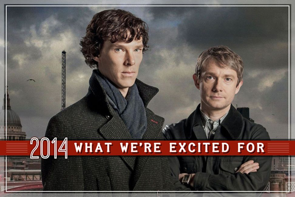 10 reasons we can't wait for 2014 | Salon.com