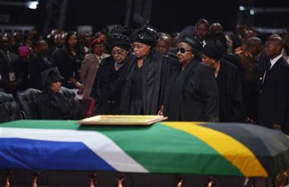 South Africa holds state funeral for Mandela | Salon.com