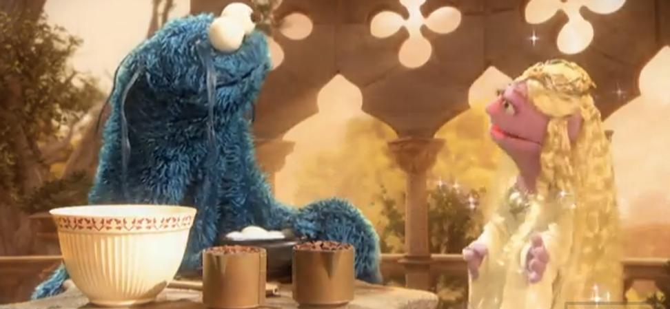 """Sesame Street"" parodies ""Lord of the Rings"""