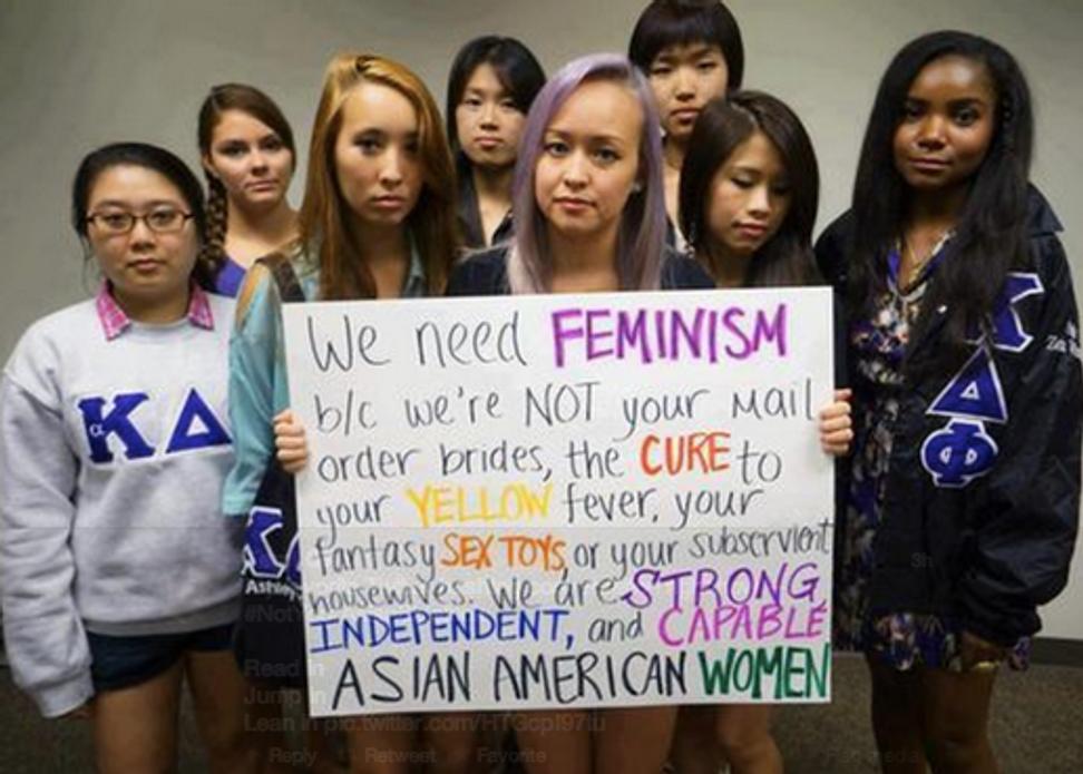 #NotYourAsianSidekick ignites massive conversation about race, stereotypes and feminism