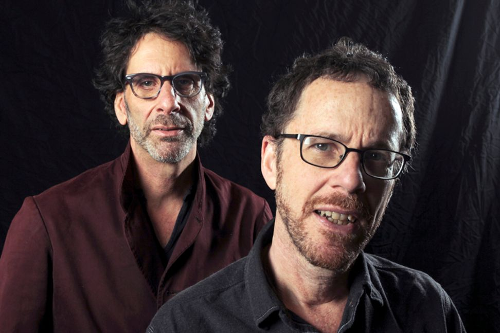 "Joel and Ethan Coen: ""My God, we don't watch our own movies!"" 
