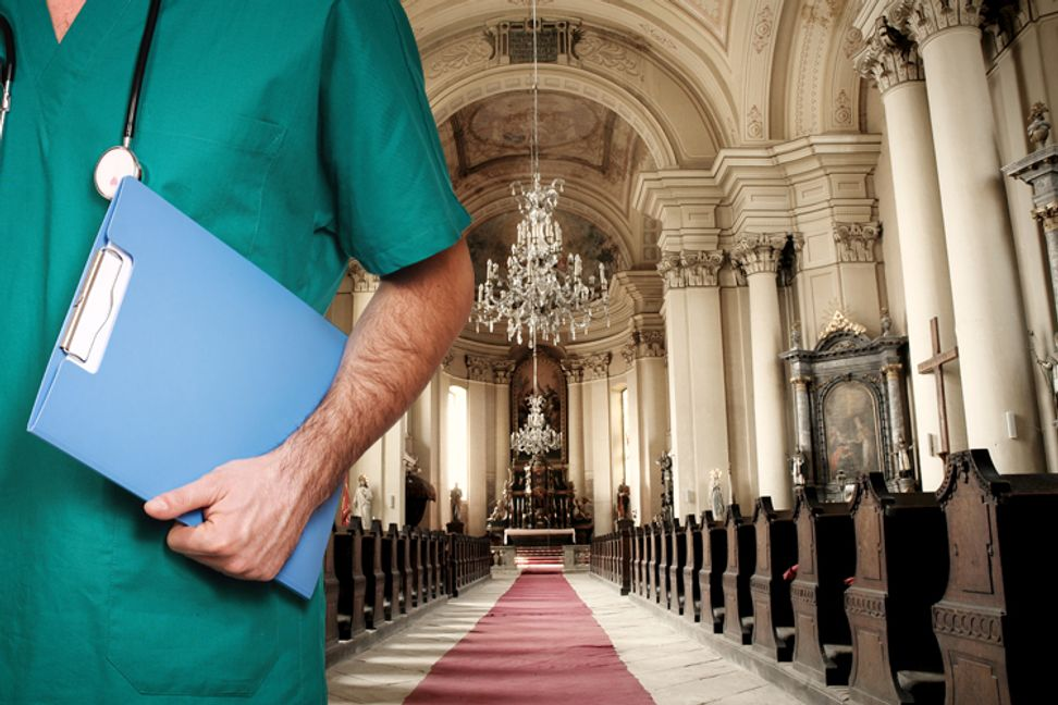 When the Catholic Church owns your doctor: The insidious new threat to affordable birth control    Salon.com