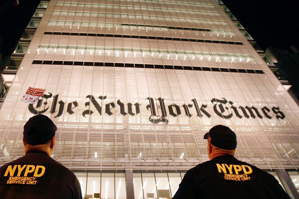The New York Times blows it again: Why its Israel-Palestine coverage gets it so wrong | Salon.com