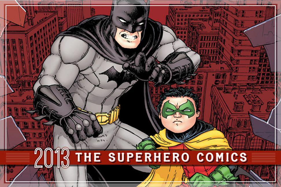 The 10 best superhero comics of 2013 | Salon.com