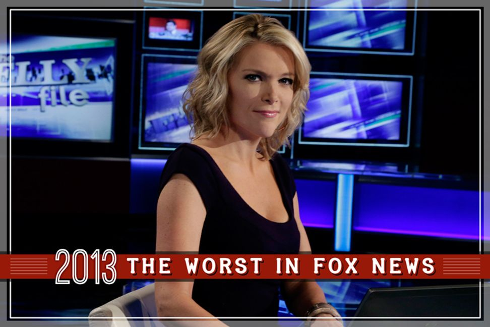 Fox News' 5 worst moments of 2013 | Salon.com