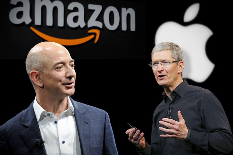 Amazon's bogus anti-Apple crusade | Salon.com