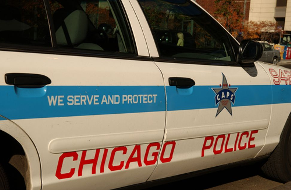 Chicago cops accused of raping man with a gun
