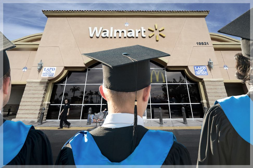 The Wal-Mart-ization of higher education: How young professors are getting screwed | Salon.com