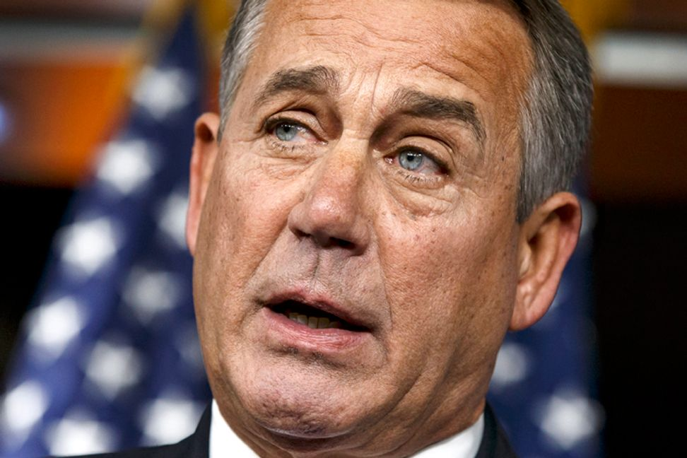 House GOP's Hispanic neglect: How Boehner can keep majority with no Latino support