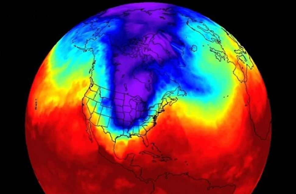 Image result for polar vortex is coming
