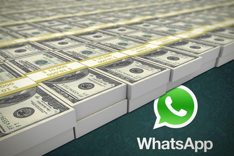 The scary bold desperation of Facebook's WhatsApp shocker