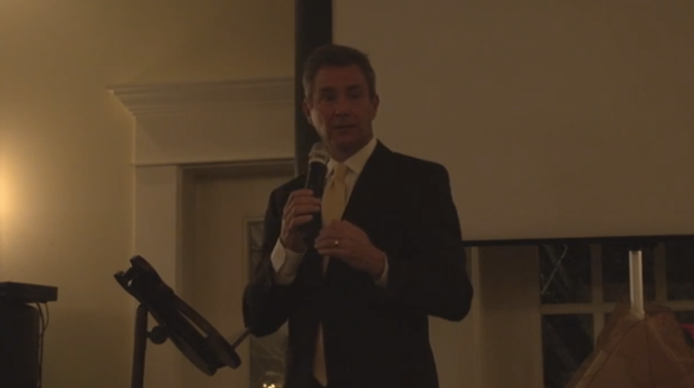 North Carolina GOP Senate candidate says Planned Parenthood and pro-choice politicians are conspiring to murder newborns