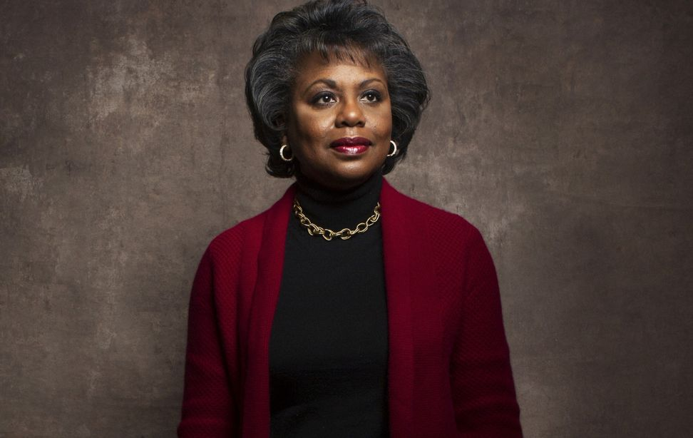 Anita Hill backs probe against Clarence Thomas