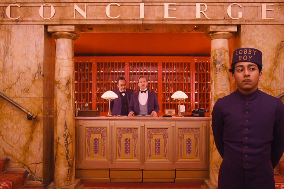 """The dying world of """"Grand Budapest Hotel"""""""