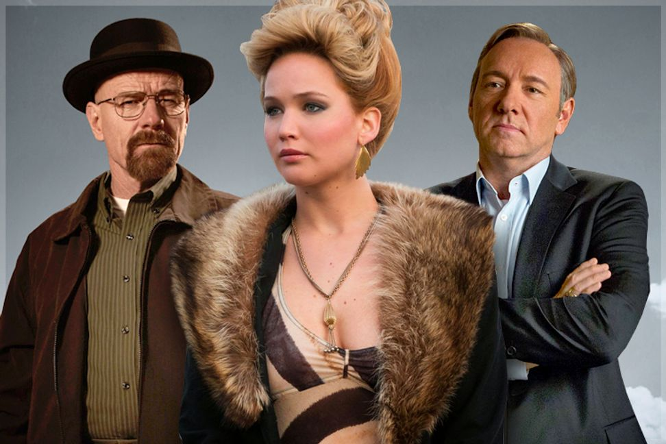 """How """"Breaking Bad"""" and """"House of Cards"""" killed the Oscars   Salon.com"""