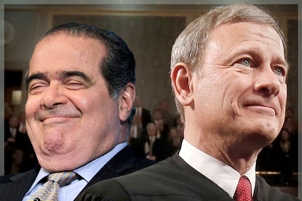 Scalia's free speech hypocrisy: What a new study proves about his bias | Salon.com