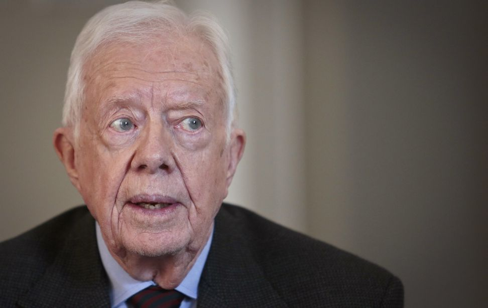 Jimmy Carter takes a stance against Keystone XL