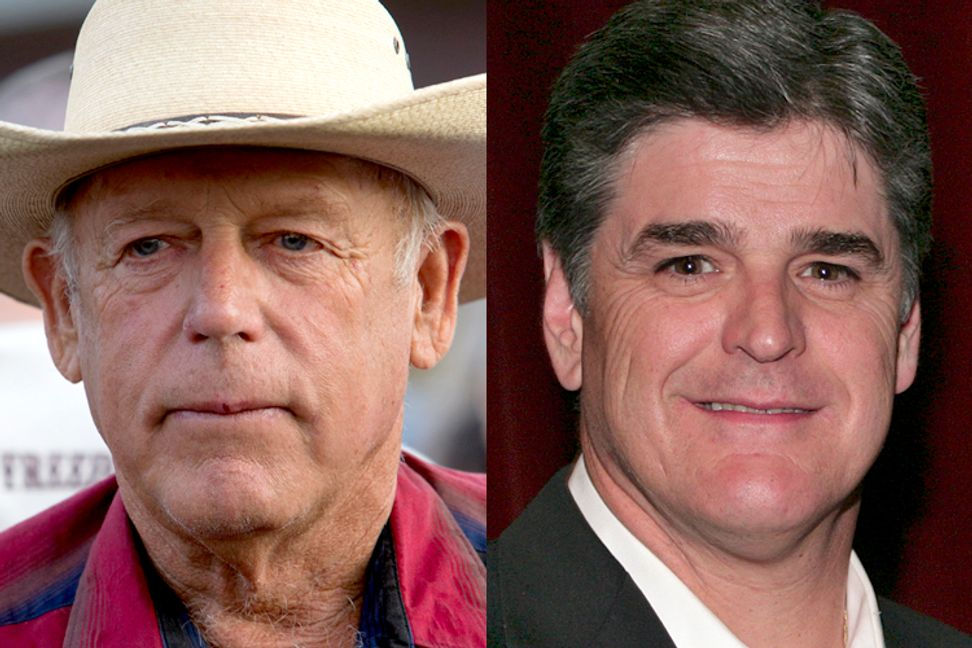 Sean Hannity will have blood on his hands: Fox News promotes Cliven Bundy's war | Salon.com