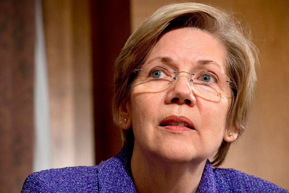 Elizabeth Warren: I have been treated differently as a woman in the Senate