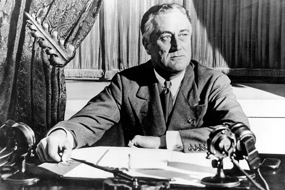 FDR's most important lesson: Liberal causes could still inspire activism on a grand scale   Salon.com