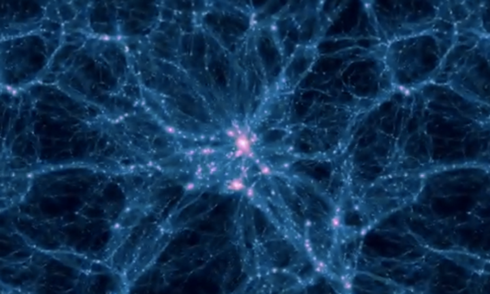 Mind blown! Watch this amazing simulation of the Big Bang