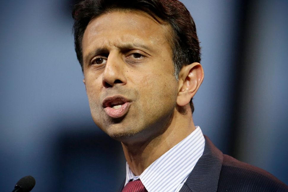 Bobby Jindal can't get more despicable than this: His ugly response to the Oregon shooting is why he deserves to be losing