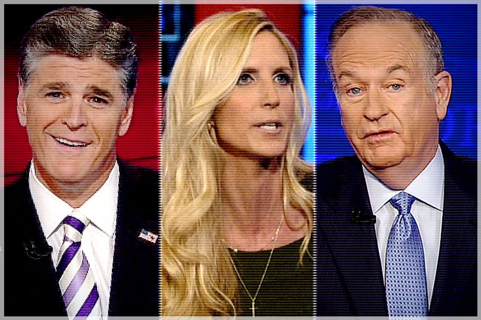 Fox News' divisive race strategy: How O'Reilly, Hannity and Coulter intentionally tore America apart