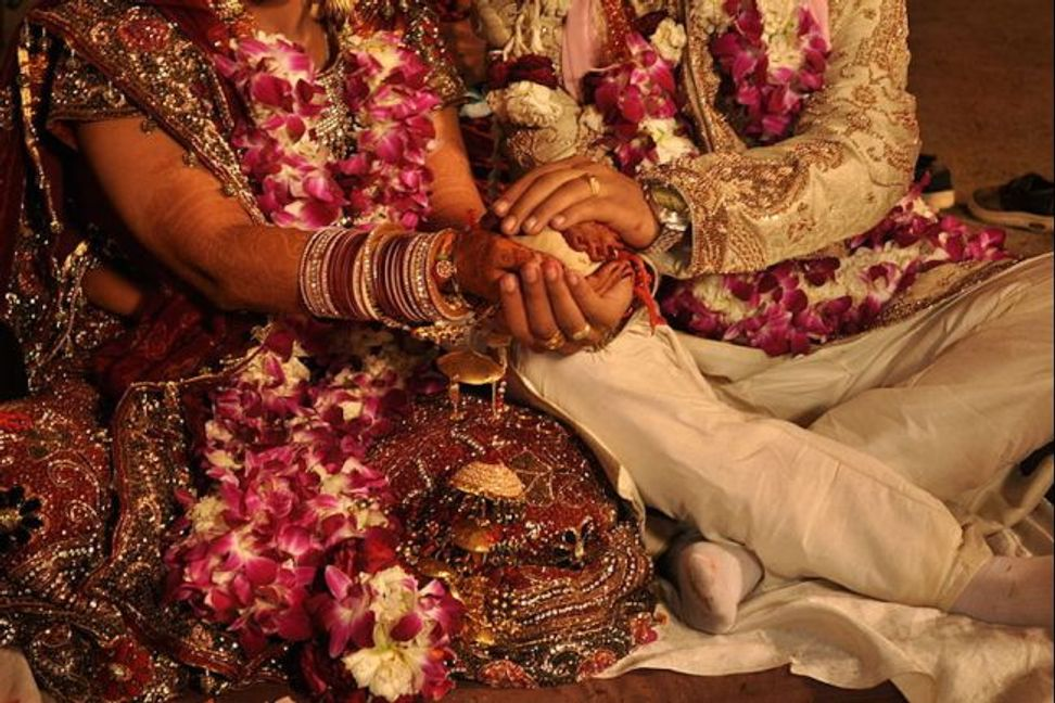 Marital rape is officially legal in India