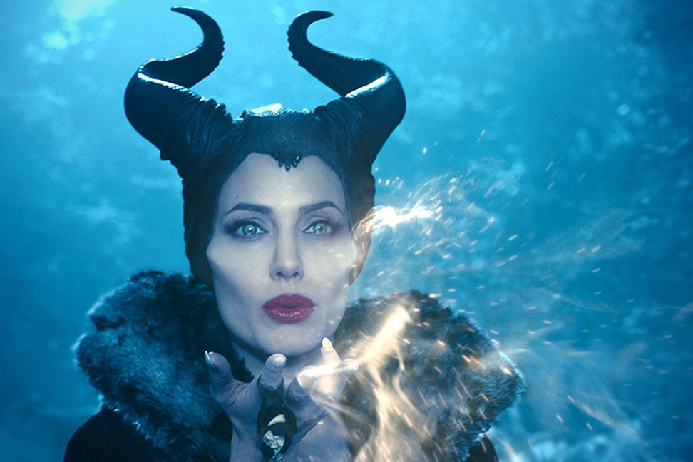 """Maleficent"": A reborn Angelina Jolie is the perfect heroine-villain"