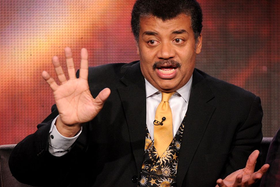"Neil deGrasse Tyson destroys argument for intelligent design: ""I cannot look at the universe and say that yes, there's a God, and this God cares about my life — at all"""
