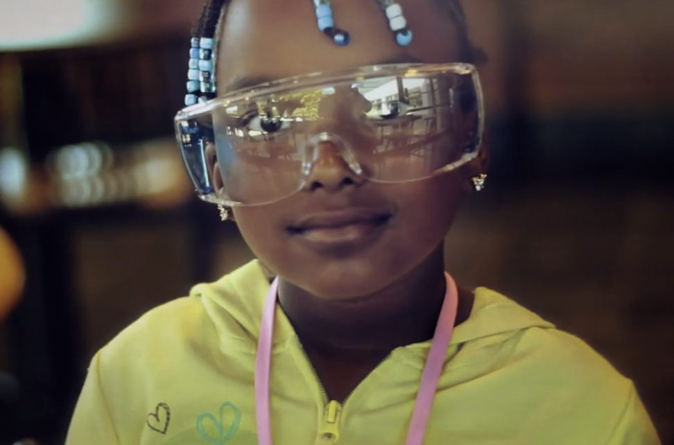 """Google's """"Made with Code"""" encourages girls to code — and is backed by $50 million"""