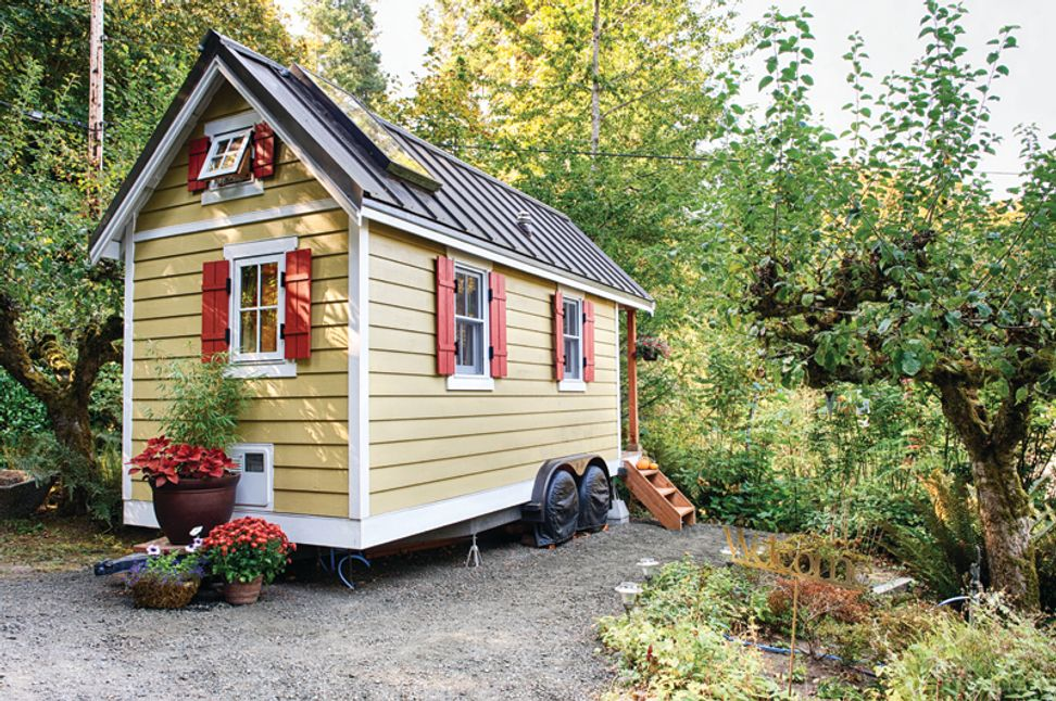 Living large in 150 square feet: Why the tiny house movement is taking off   Salon.com