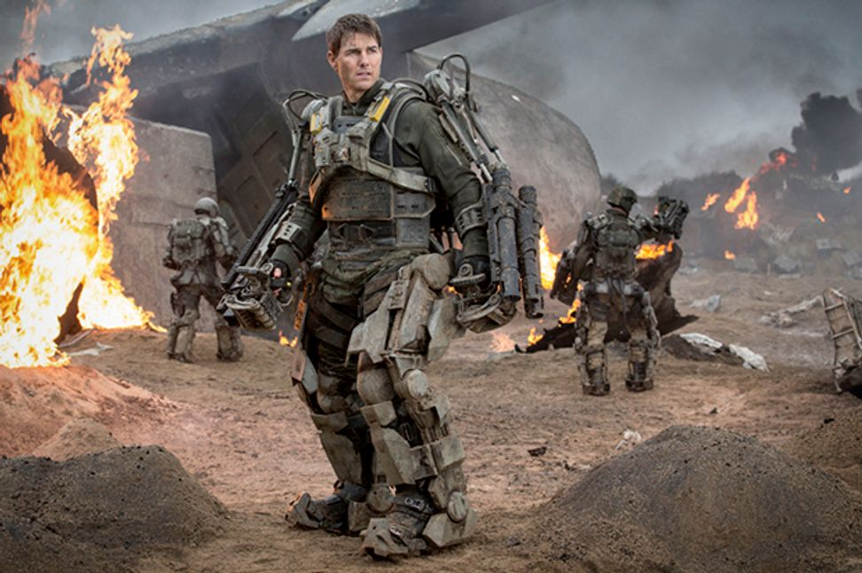 "A blockbuster for the ""meta-blockbuster"" age: What ""Edge of Tomorrow"" reveals about the sad state of action movies"