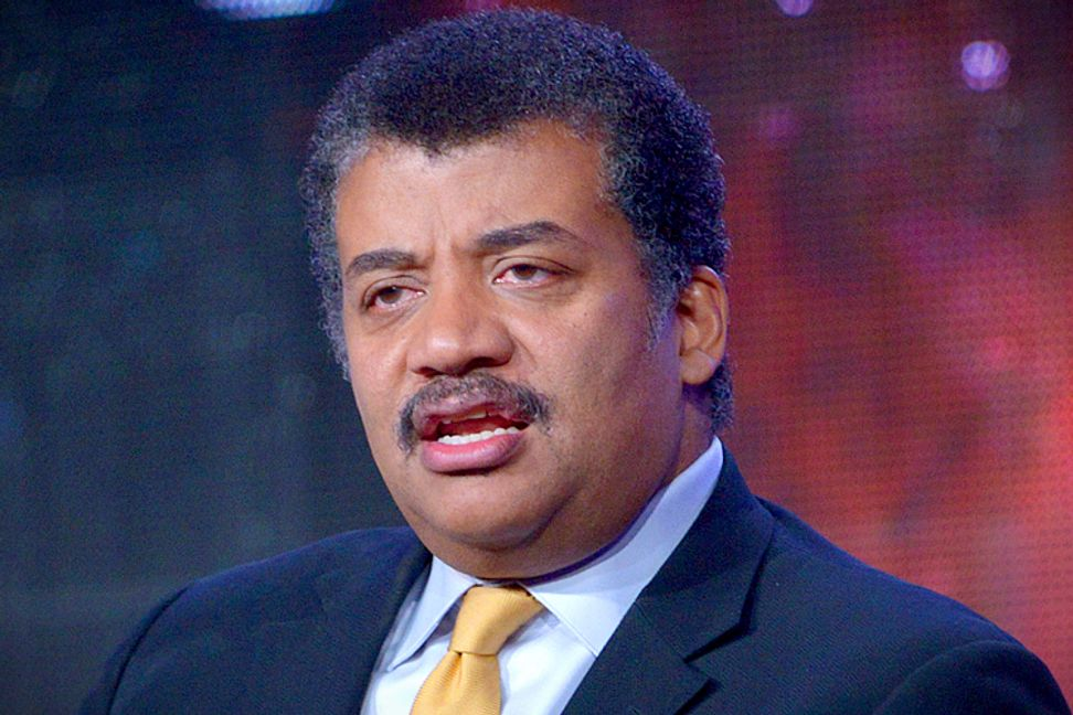 """Neil deGrasse Tyson slams GOP climate deniers: """"I thought as a nation we were above this"""""""