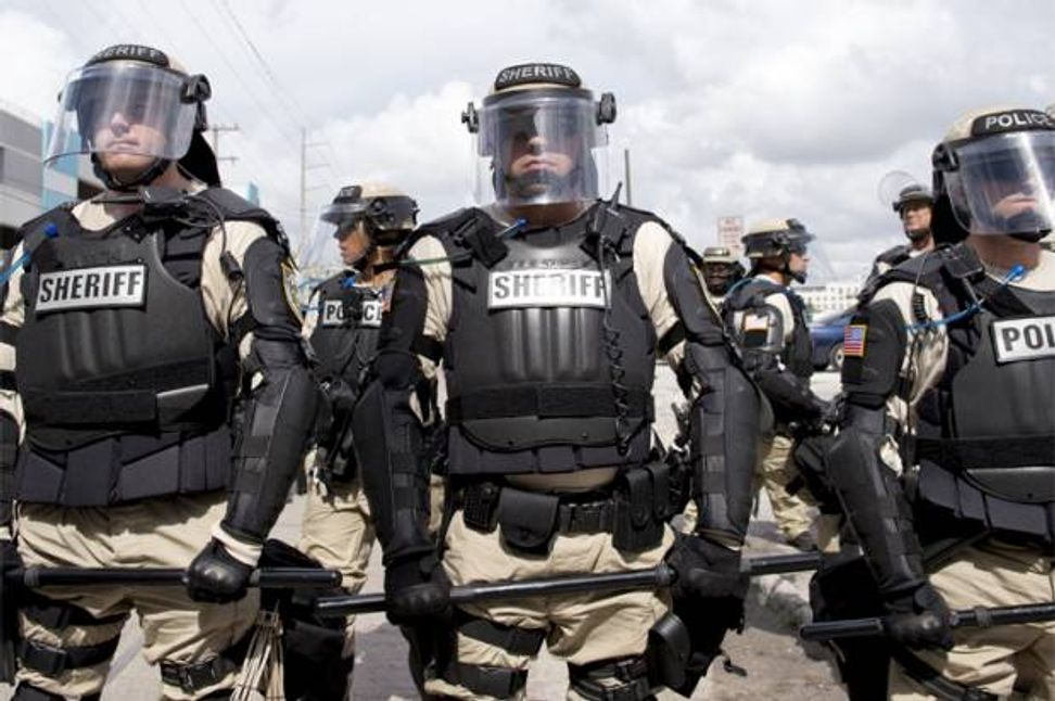 Robocop nation: 4 disturbing facts about American police militarization  | Salon.com
