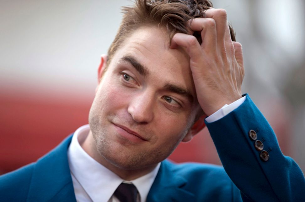 """Robert Pattinson: """"I feel extremely uncomfortable playing English people"""""""