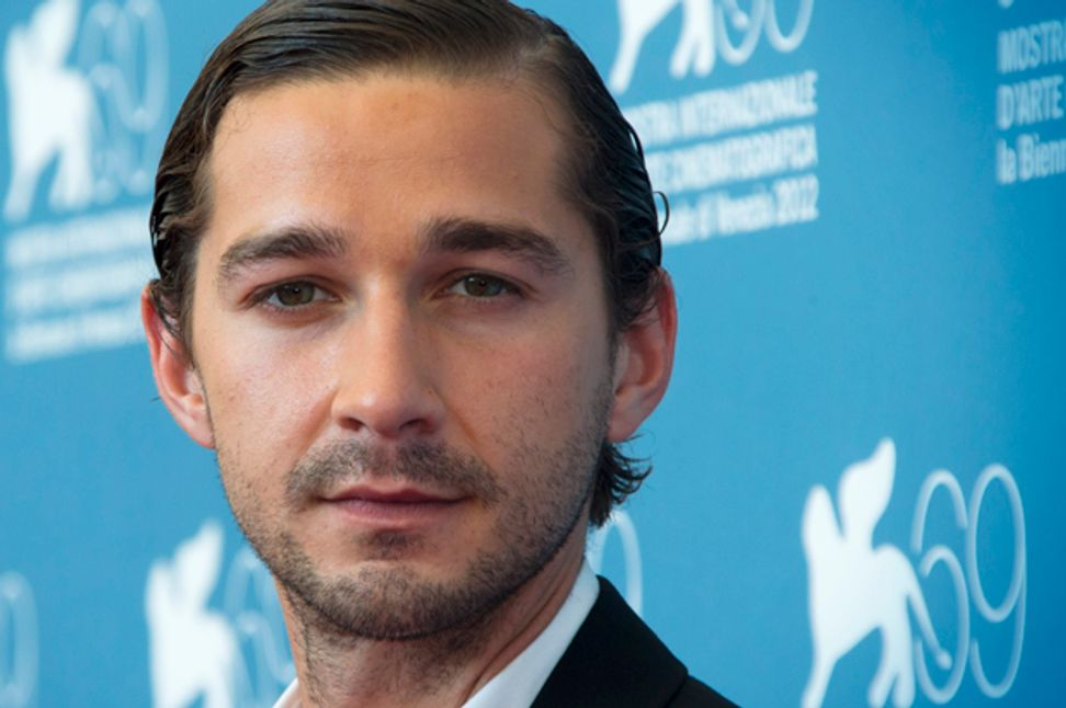 "Liza Minnelli's rep sends DVD of ""Cabaret"" to Shia LaBeouf"