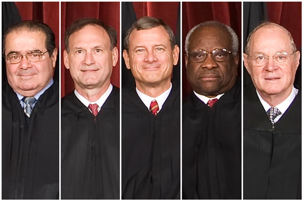 Traditional marriage gets a SCOTUS smackdown: The incomprehensible right-wing logic that's poised to go down in flames | Salon.com