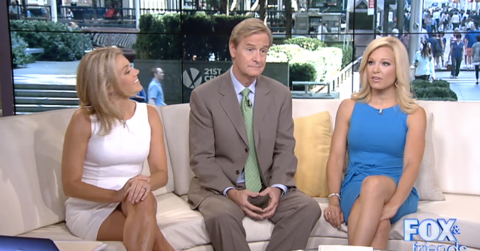 Watch a small child explain gender-inclusive bathrooms to Steve Doocy and the rest of Fox News