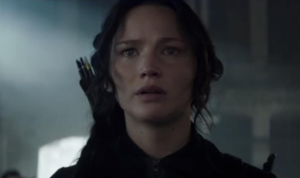 """Katniss leads the rebellion in """"Hunger Games: Mockingjay Part I"""" teaser trailer"""
