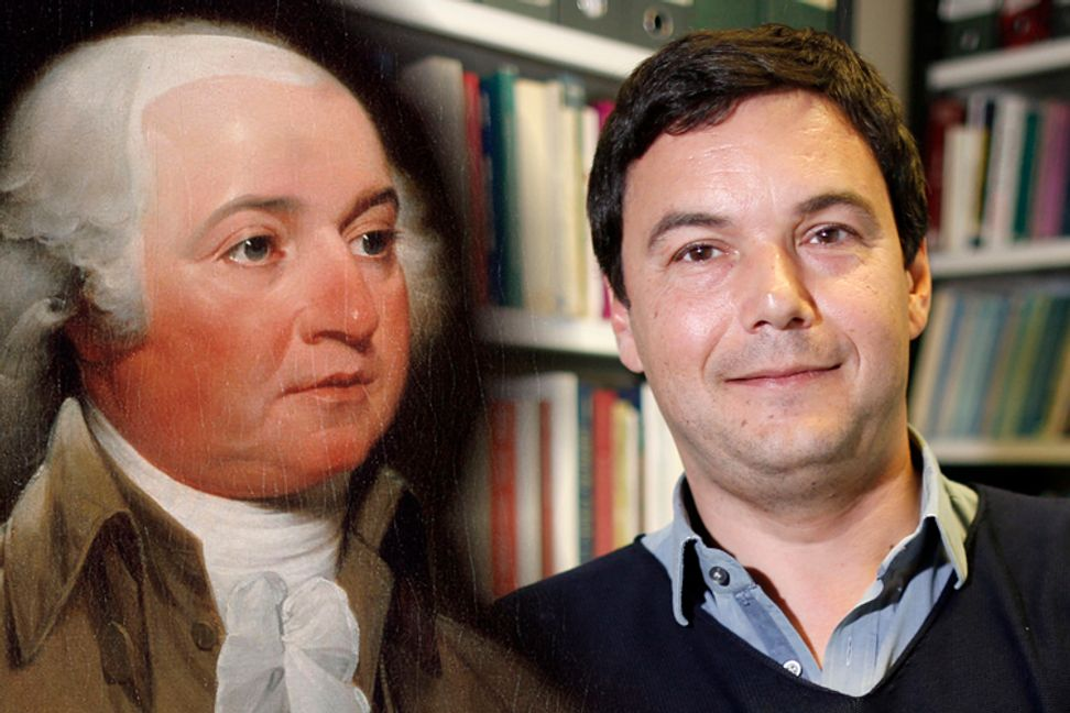 The Founding Fathers backed Thomas Piketty – and feared a powerful 1 percent