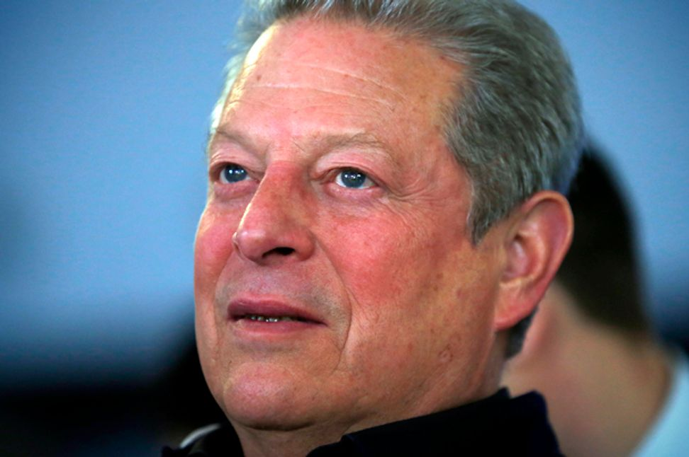 Al Gore is the single-issue candidate we need   Salon.com