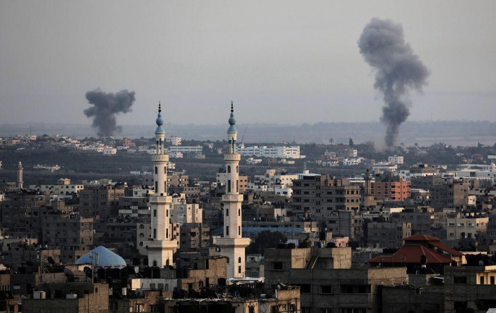 UN reports 77% of Gaza dead are civilians