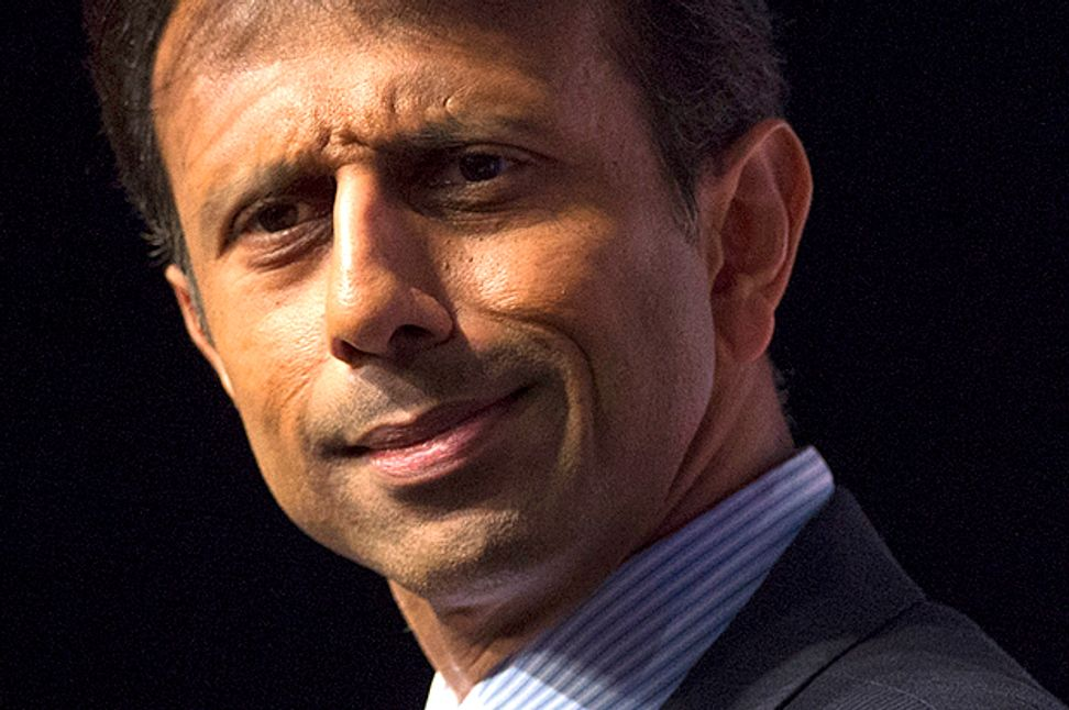 Bobby Jindal reaches peak stupid: One-time GOP savior embraces hate speech to appease bigots, wingnuts