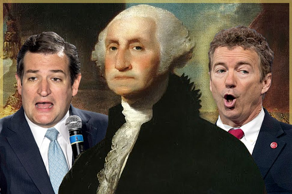 What would the Founding Fathers have thought about our libertarian crazies?